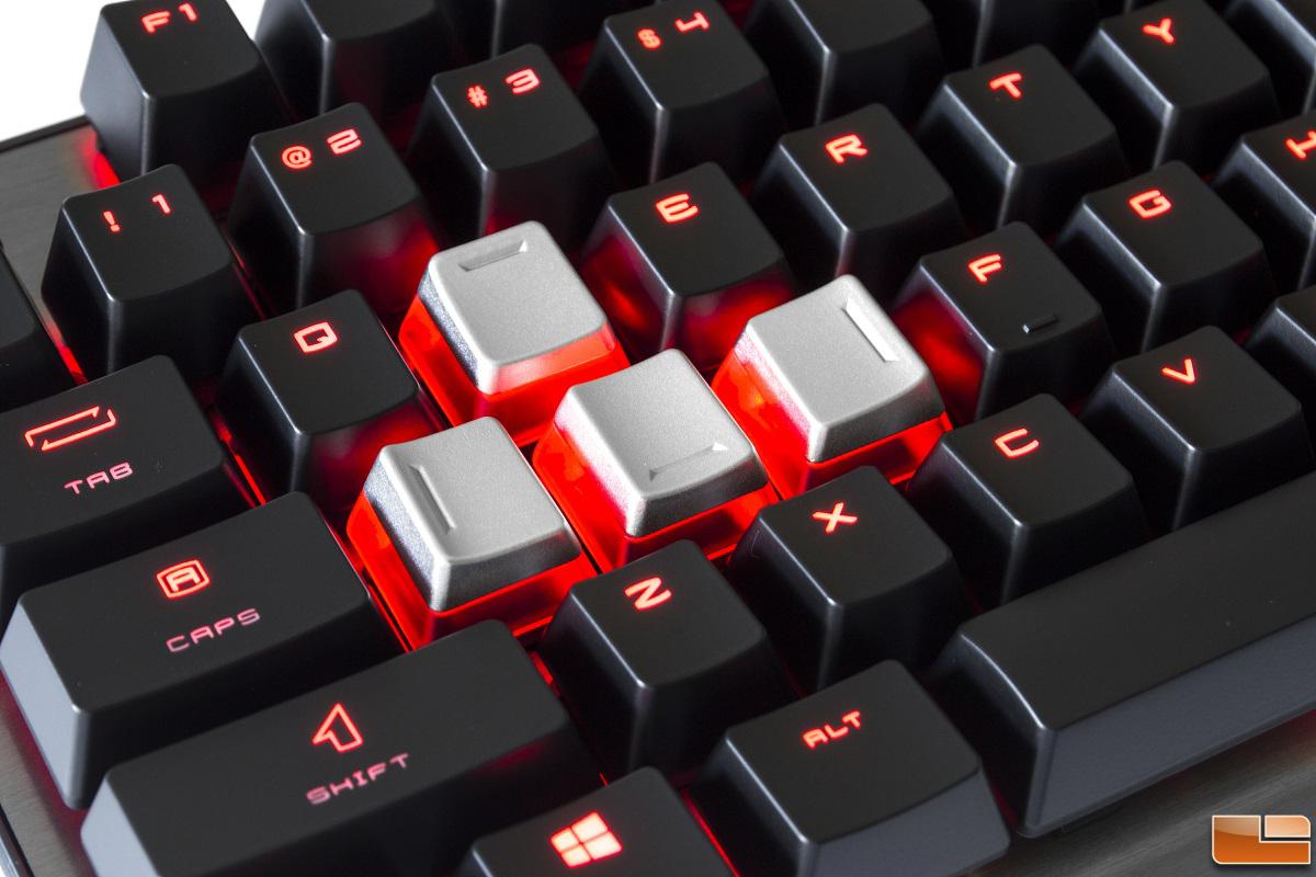 Msi Vigor Gk60 Mechanical Keyboard Review Page 3 Of 3 Legit Reviews