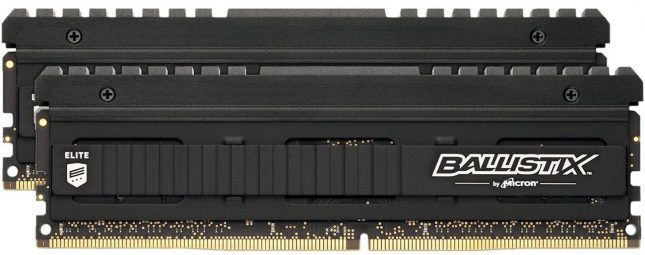 Ballistix Elite DDR4
