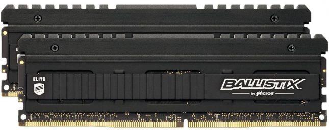 Ballistix Elite DDR4
