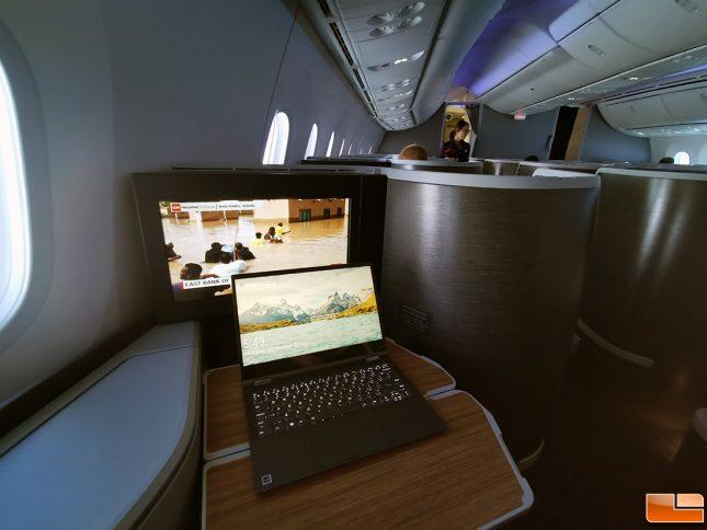 Lenovo YOGA C630 Boeing Dreamliner 787