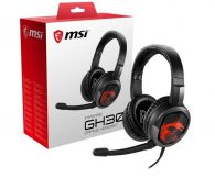 MSI Immerse GH30 Gaming Headset