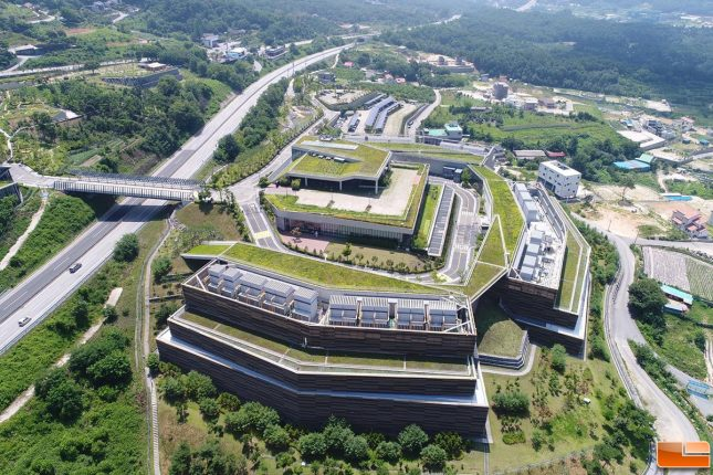 Naver Datacenter GAK