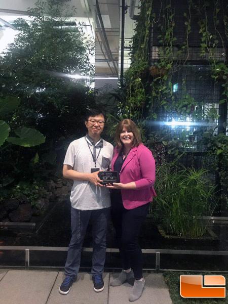 Naver DCPMM Award