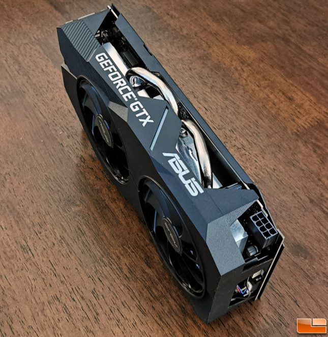 ASUS GeForce GTX 1660 SUPER DUAL Power