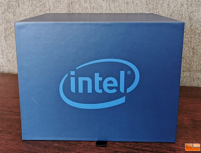 Intel Core i9-9900KS Special Edition Reviewer Packaging