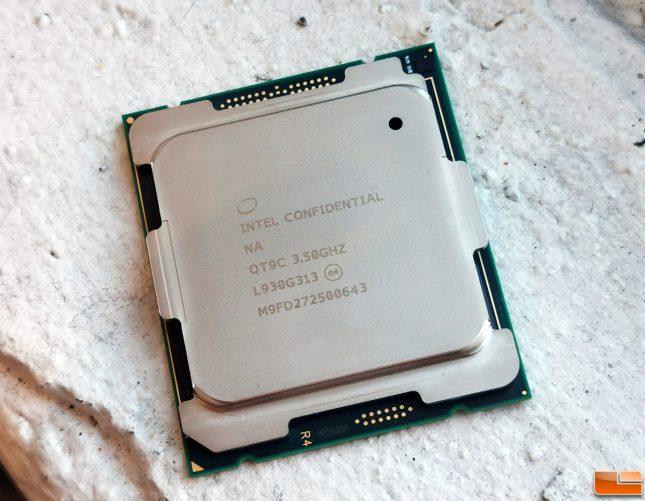 Intel Cascade Lake-X Processor
