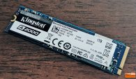 Kingston A2000 1TB M.2 NVMe SSD