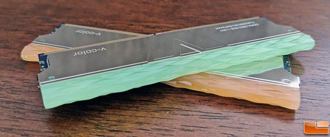 V-Color PRISM II DDR4-3600 RGB Memory Modules