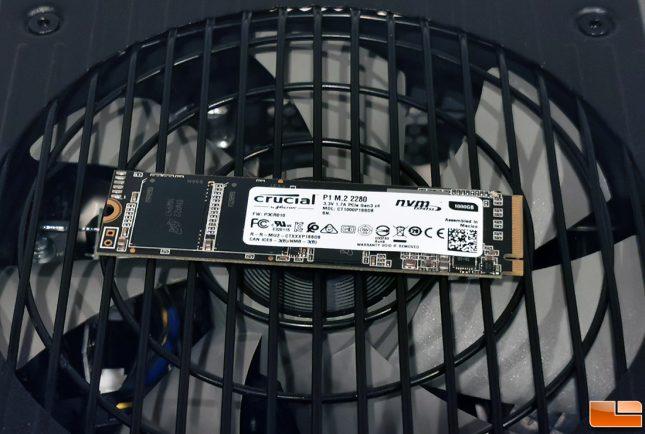 Crucial P1 1TB SSD