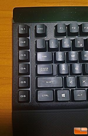 Corsair K57 Macro Keys