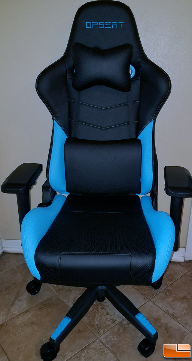 OPSEAT Master Full view