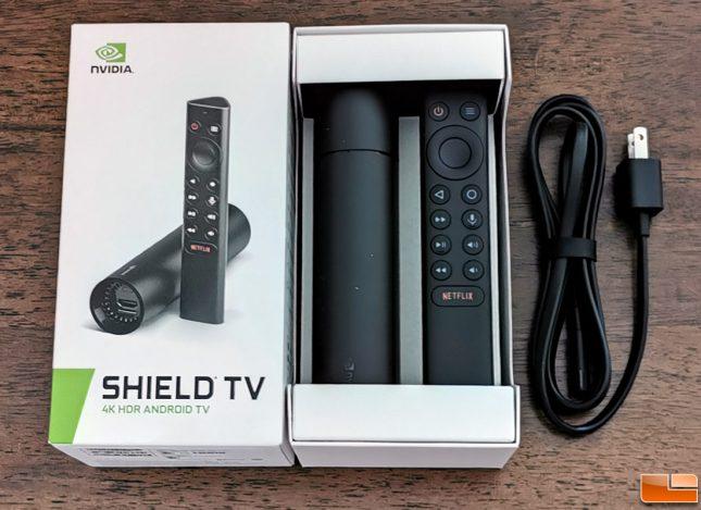 NVIDIA SHIELD TV - Base Model 2019