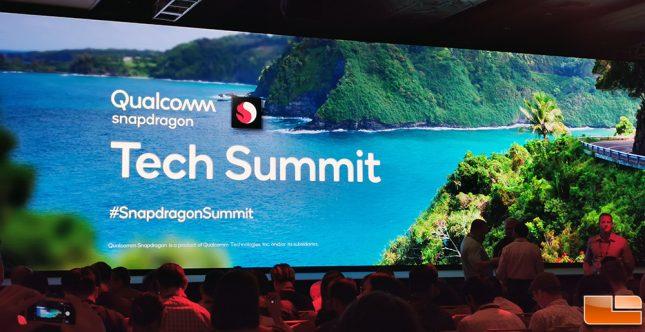 Qualcomm Tech Summit 2019