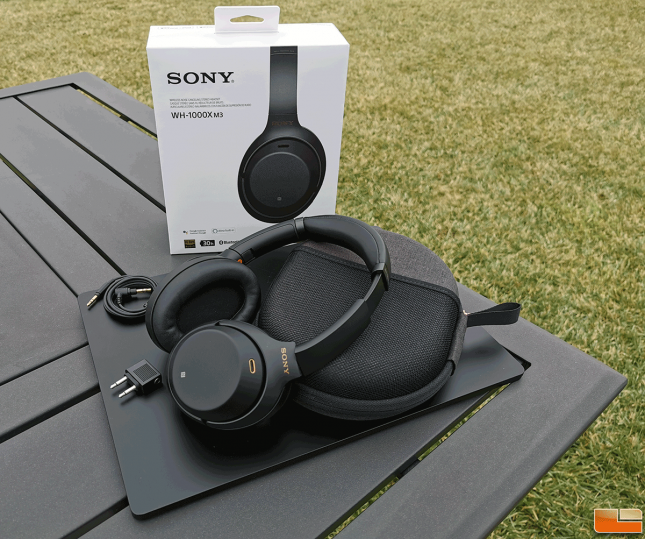 Sony WH1000XM3 ANC Headphones