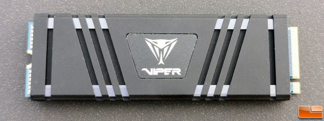 Patriot Viper Gaming VPR100 RGB 1TB SSD