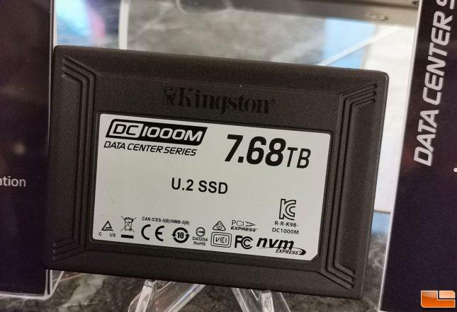 Kingston DCM1000M 8TB