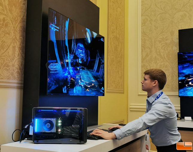 Intel DG1 ISV System for 2020