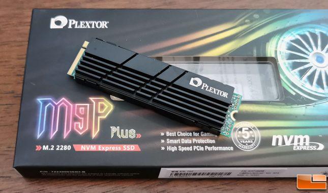 Plextor M9P Plus 1TB SSD