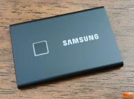 Samsung Portable SSD T7 Drive Enclosure