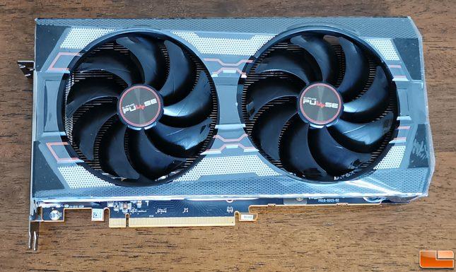 Sapphire Radeon RX 5600 XT Pulse Video Card