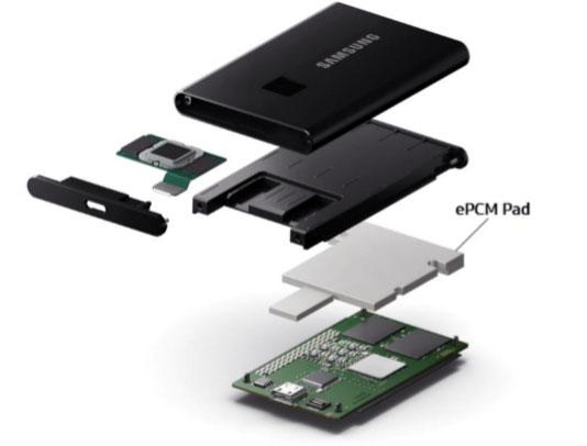 Samsung Touch T7 ePCM Pad