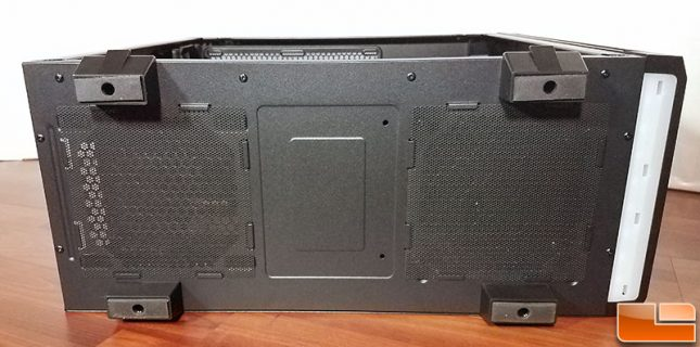 XPG Invader - Bottom Case View