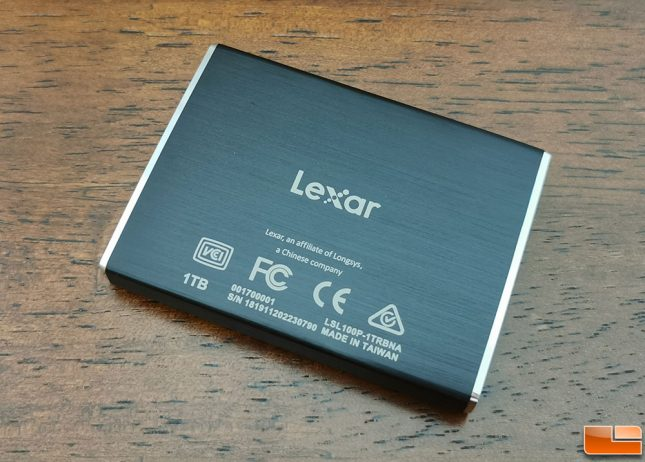 Lexar, Longsys, PL100 Pro