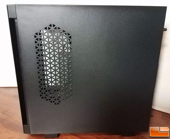 XPG Invader - Side Panel