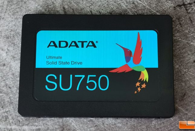 ADATA Ultimate SU750 1TB SSD