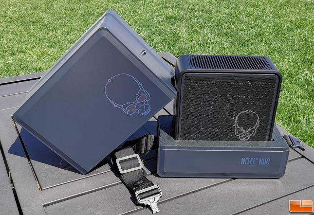 Intel Ghost Canyon Extreme NUC Kit - Core i9