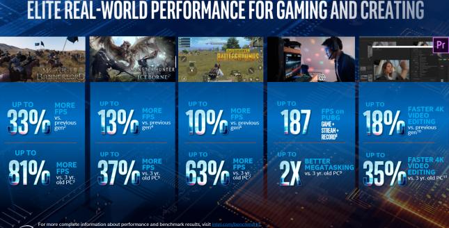 Intel 10th Gen Core Launch - Slide 6
