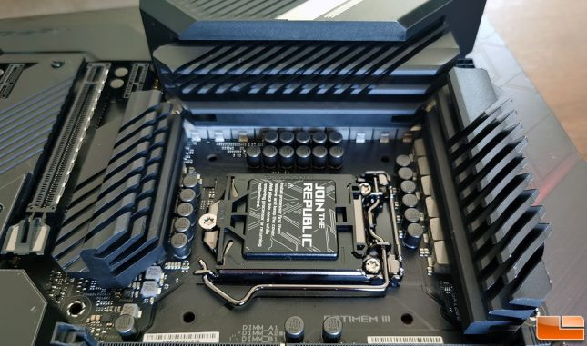 ASUS ROG MAXIMUS XII Power Phases