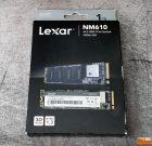 Lexar NM610 NVMe SSD Retail Packaging