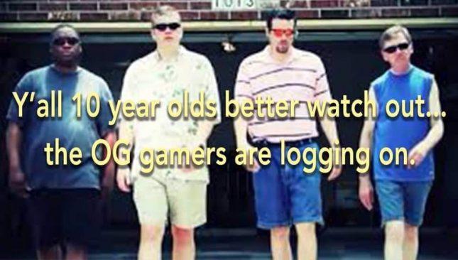 Old School Gamers