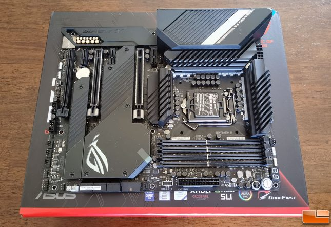 ASUS ROG MAXIMUS XII HERO WI-FI Motherboard
