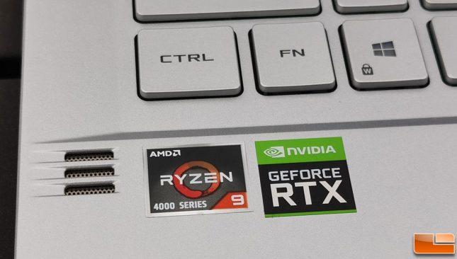 Ryzen 4000 Series Label