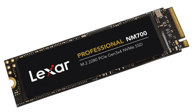 Lexar Professional NM700 NVMe SSD