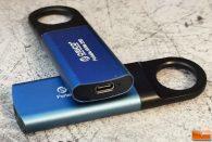 ORICO Portable NVMe SSD GV100