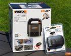 WORX WX030L 20V Vacuum Cleaner