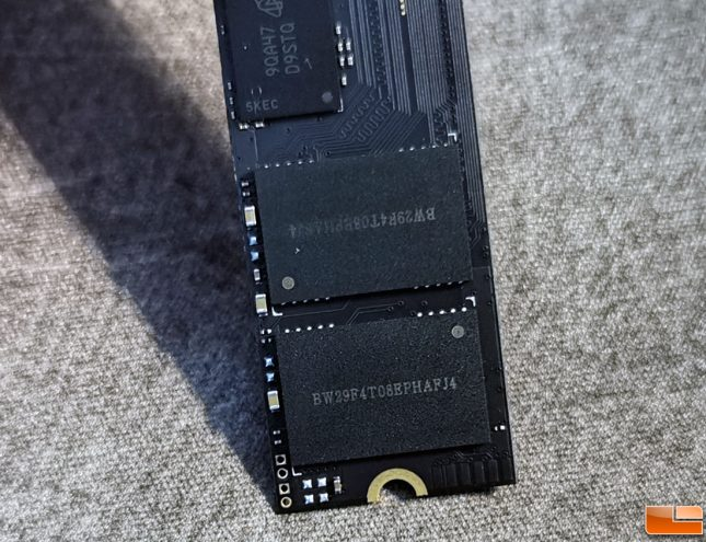 BiWin Branded NAND Flash