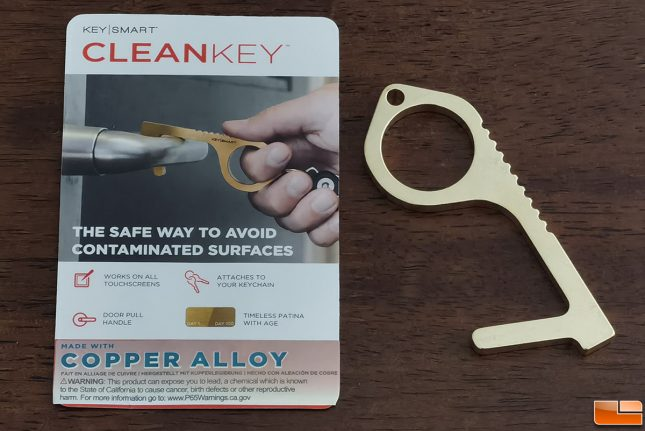 CleanKey by KeySmart