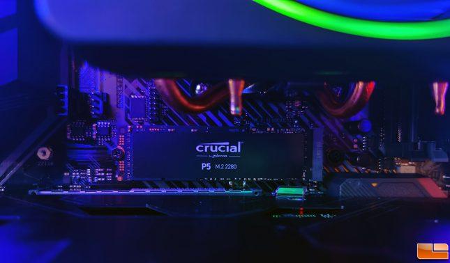 Crucial P5 1TB SSD