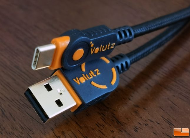 Volutz Fast Charge USB-C Cable