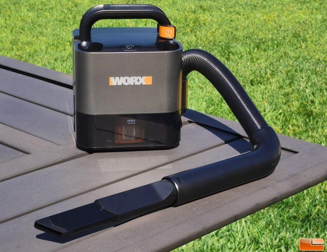 WORX 20V Cube Vacuum