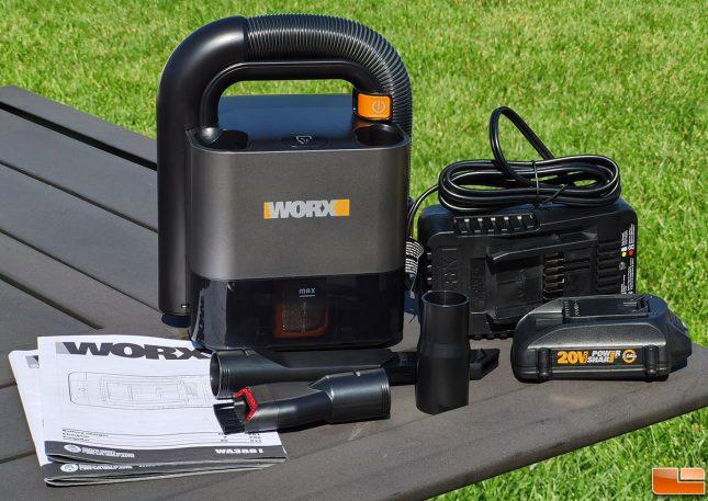 WORX WX030L Vacuum Cleaner