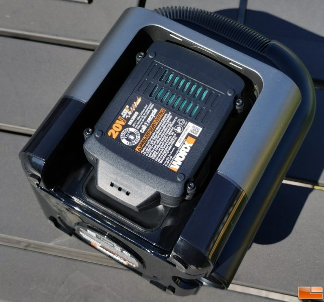WORX 2Ah Max Lithium Battery Pack