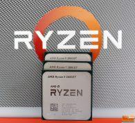 AMD Ryzen 3600XT 3800XT 3900XT