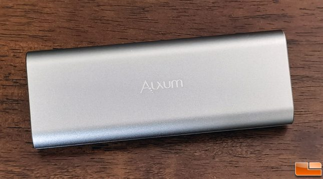 Alxum NVMe SSD Enclosure