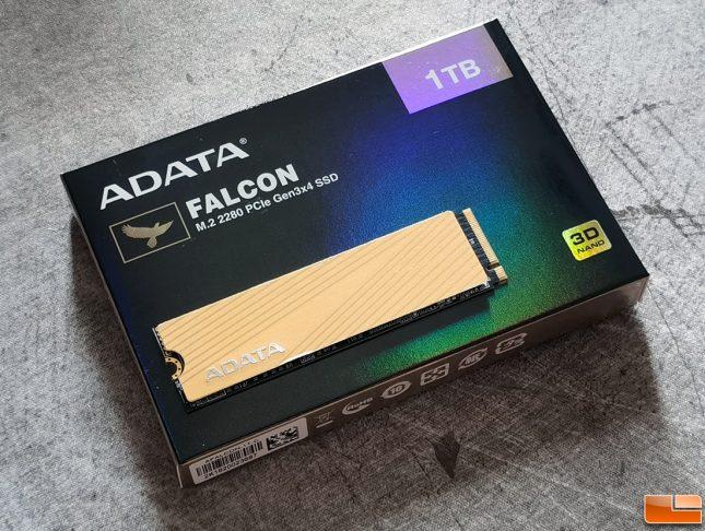 ADATA Falcon NVMe SSD Retail Box