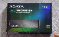ADATA Swordfish 1TB NVMe SSD